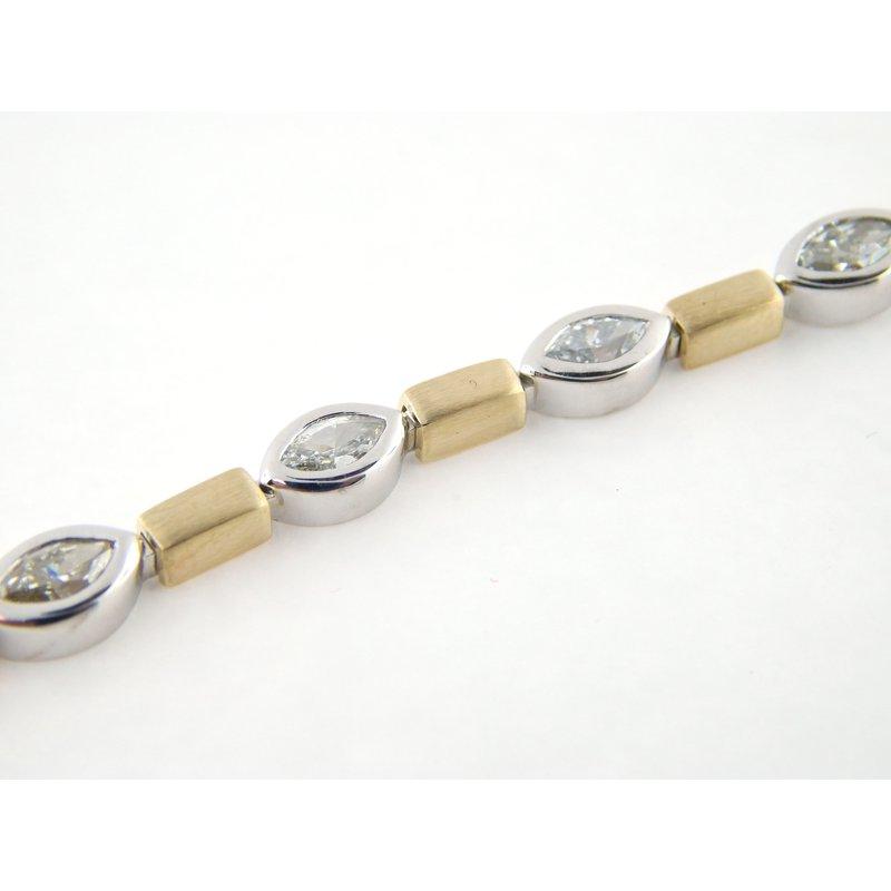 WS Creations Diamond Tennis Bracelet