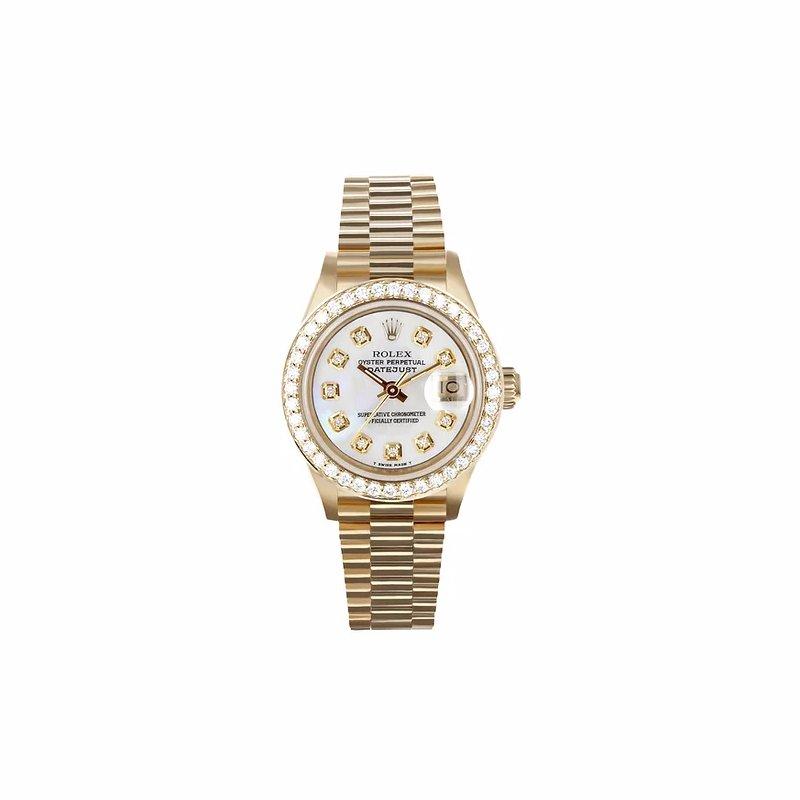 Pre-Owned Rolex Certified by Swiss Crown President - Ladies
