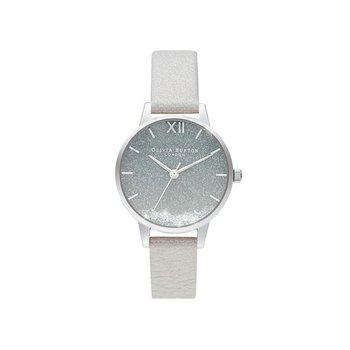 Wishing Watch, Glitter, Gray & Silver Watch