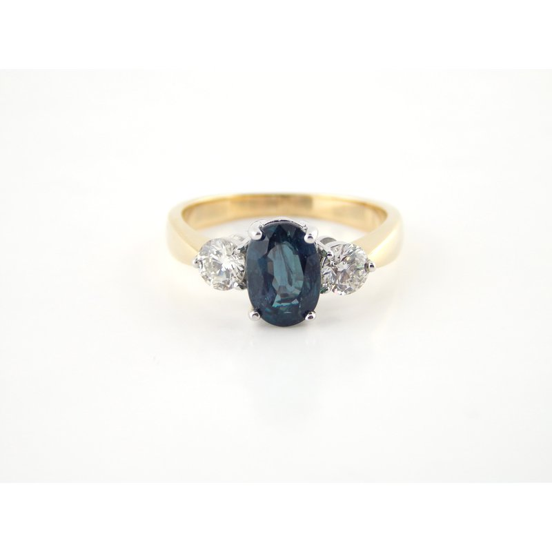 WS Creations Alexandrite Ring