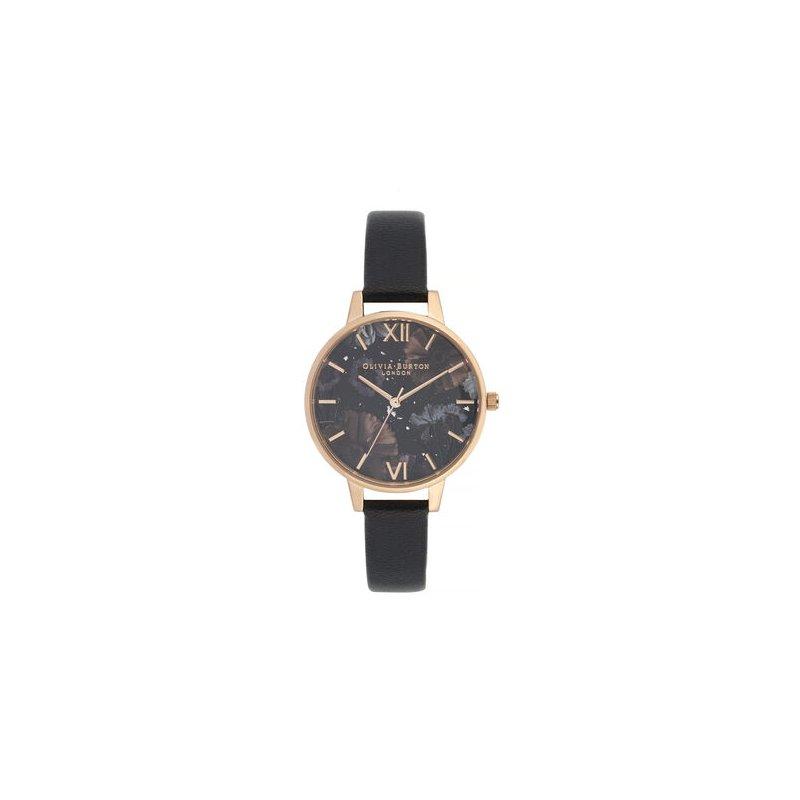 Olivia Burton Celestial Demi Dial Watch