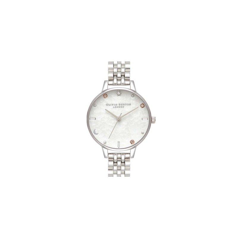 Olivia Burton Celestial Silver Bracelet