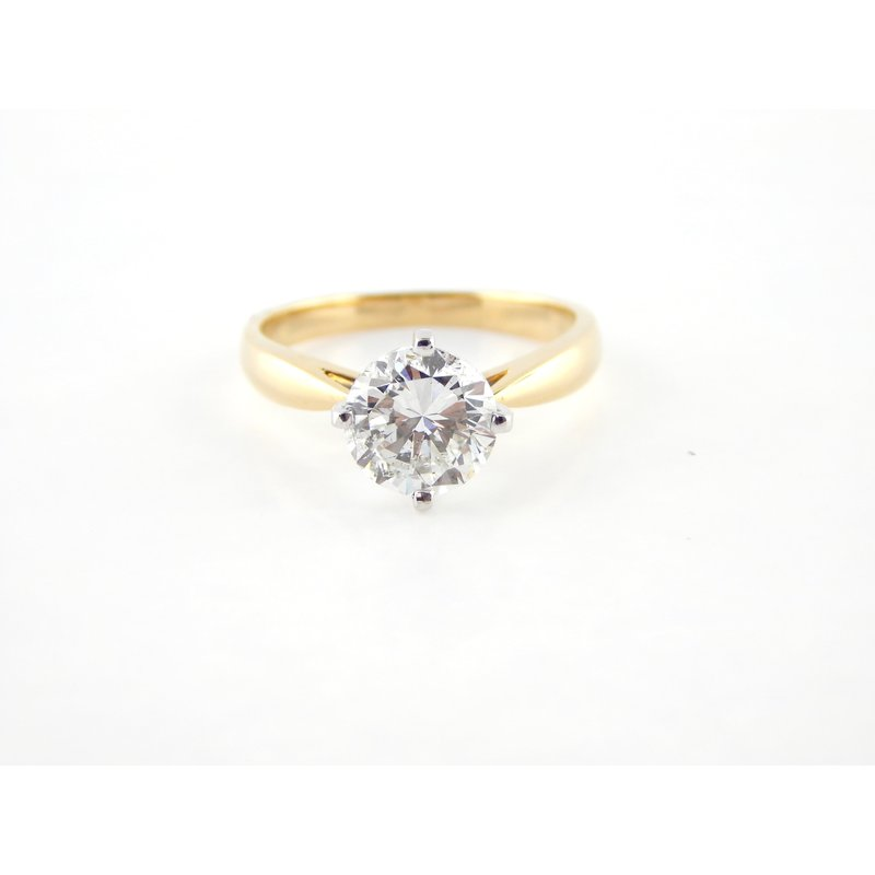 WS Creations Diamond Engagement Ring