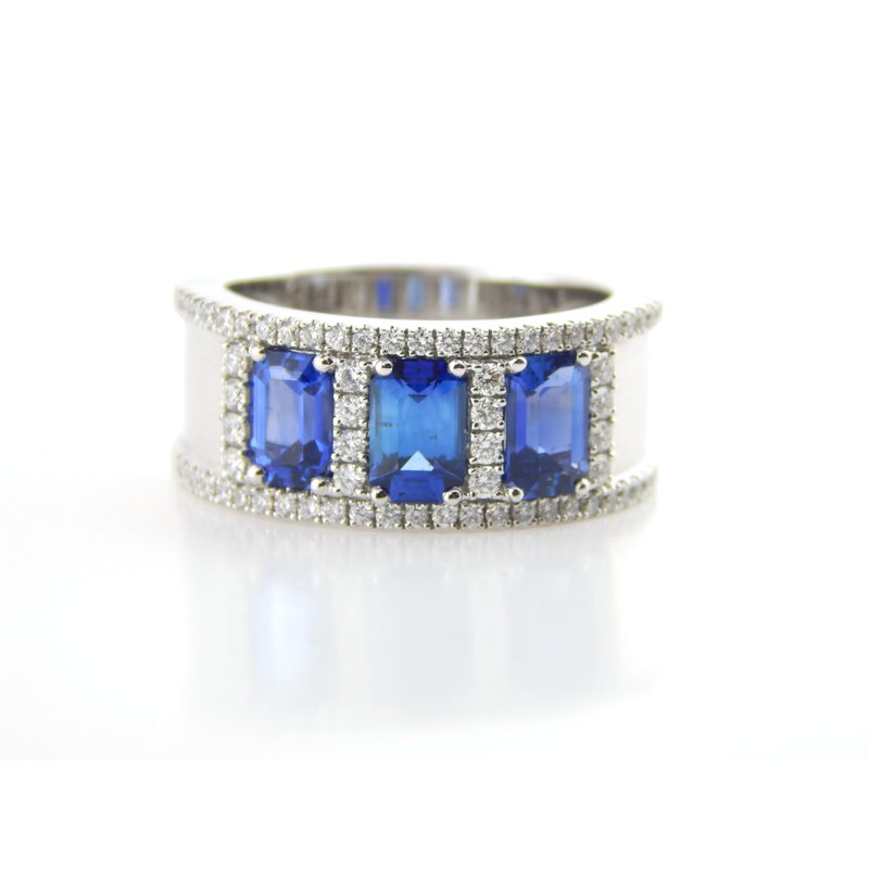 WS Creations Sapphire Band