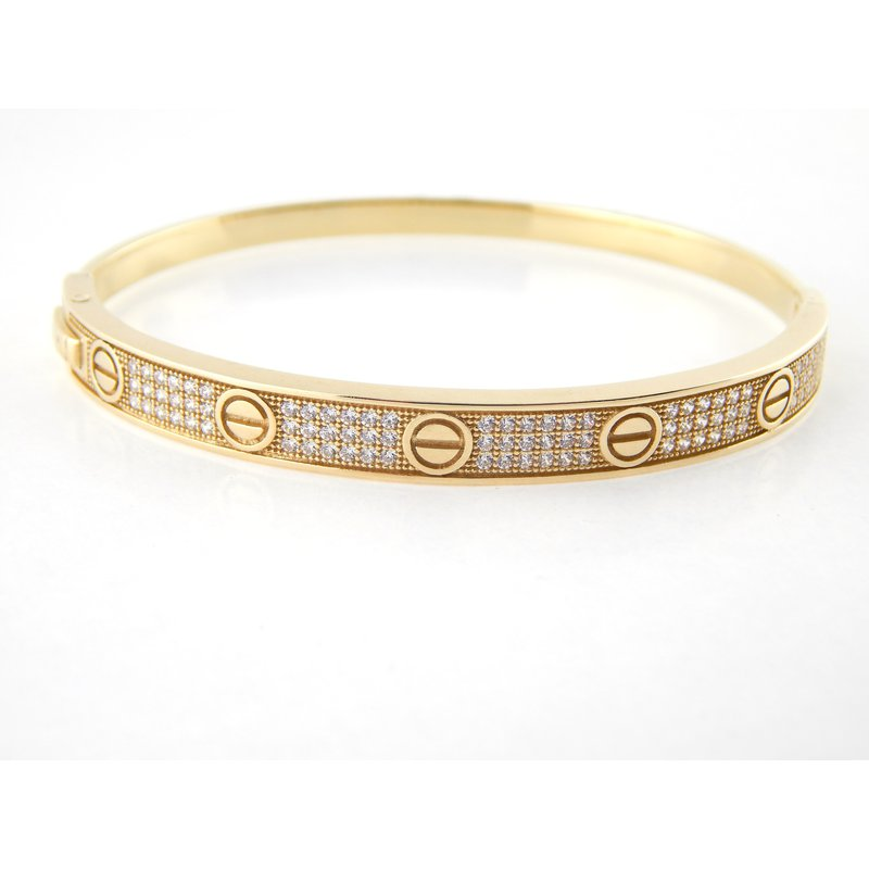 WS Creations Cubic Bangle