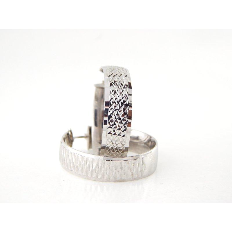 WS Creations Sterling Silver Earrings
