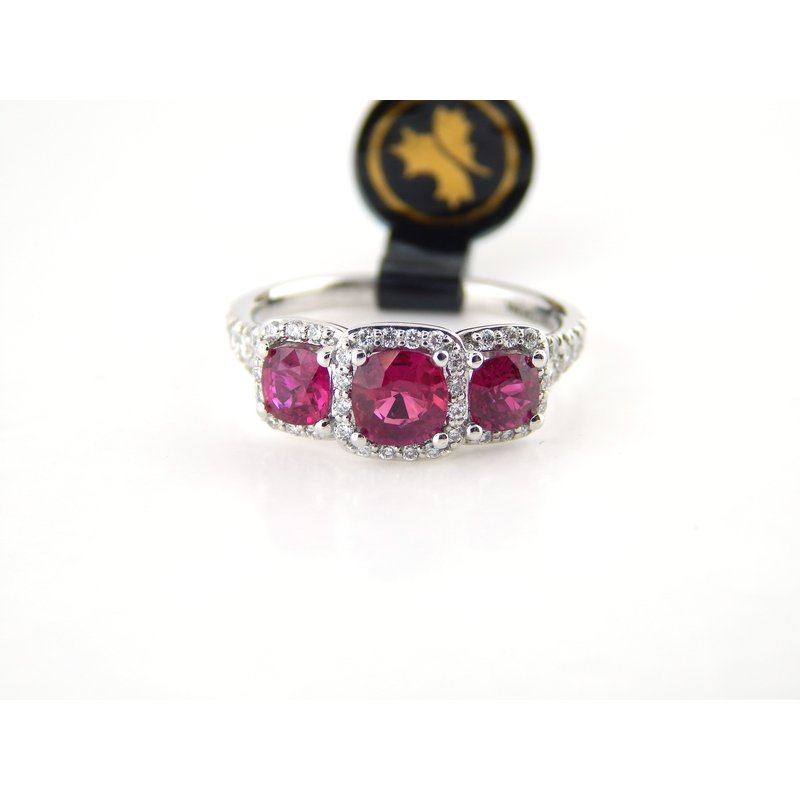 WS Creations Ruby Ring