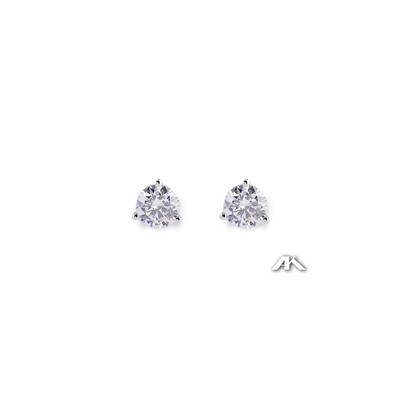 Iroff and Son Jewelers  Diamond Studs