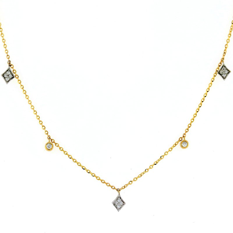 Iroff and Son Jewelers  Diamond Necklace