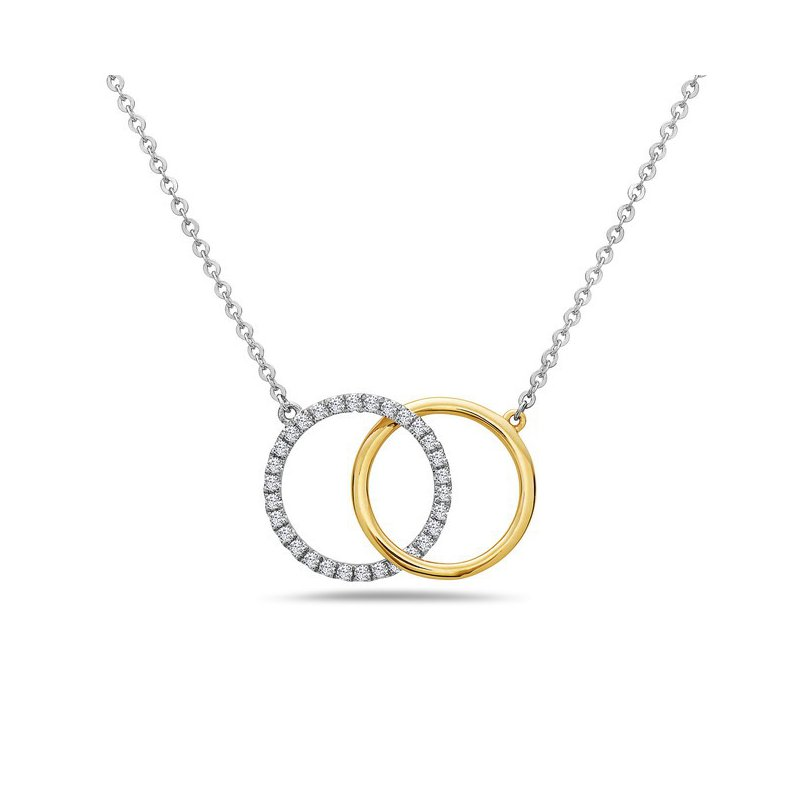 Iroff and Son Jewelers  Unity Necklace