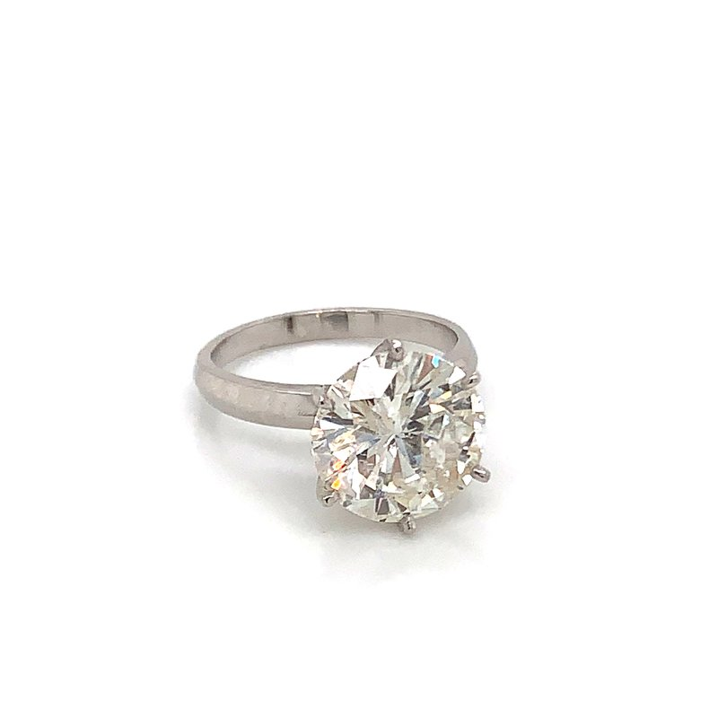 Van Atkins Platinum Diamond Ring