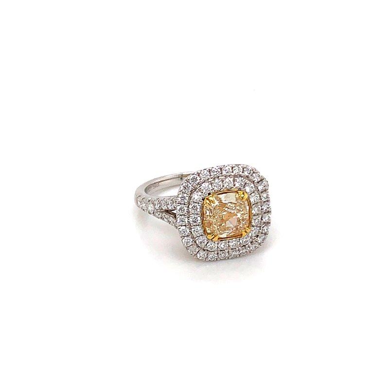 Van Atkins 18KT Gold Diamond Ring