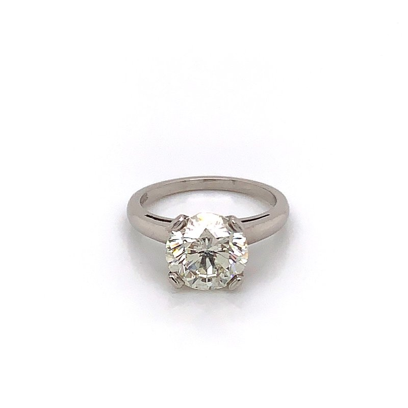 Van Atkins Platinum Diamond Ring