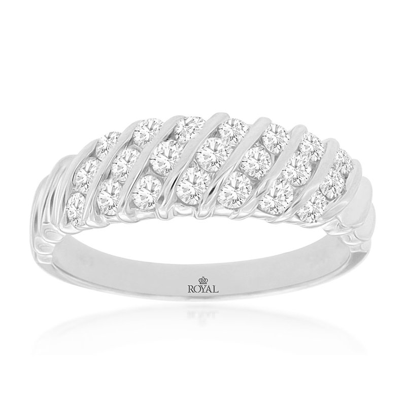 Lauray's Signature Collection Diamond Ring