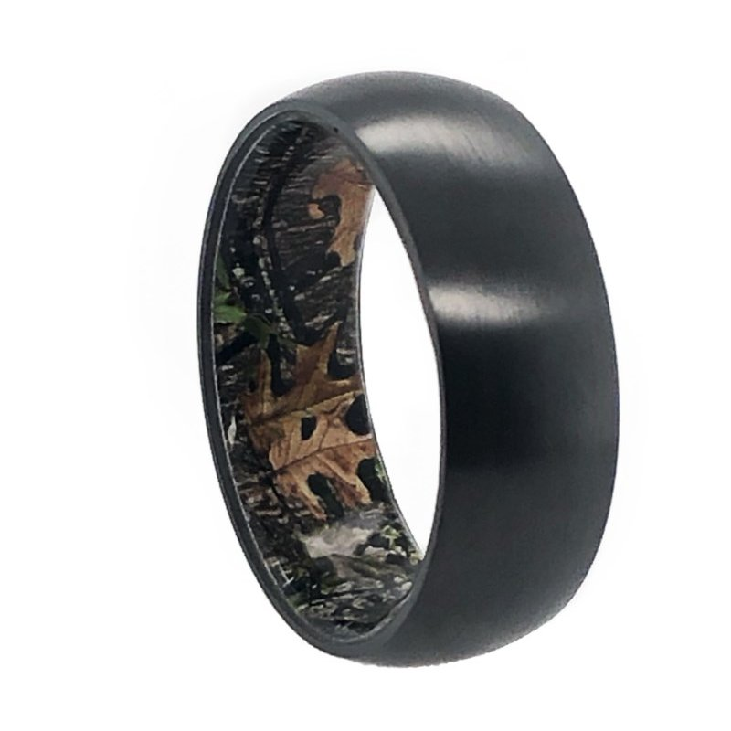 Lauray's Signature Collection Wedding Band with Satin Finish