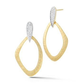 Gallery Diamond Earrings