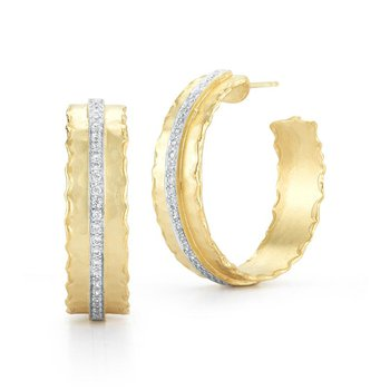 Gallery Hoop Earrings
