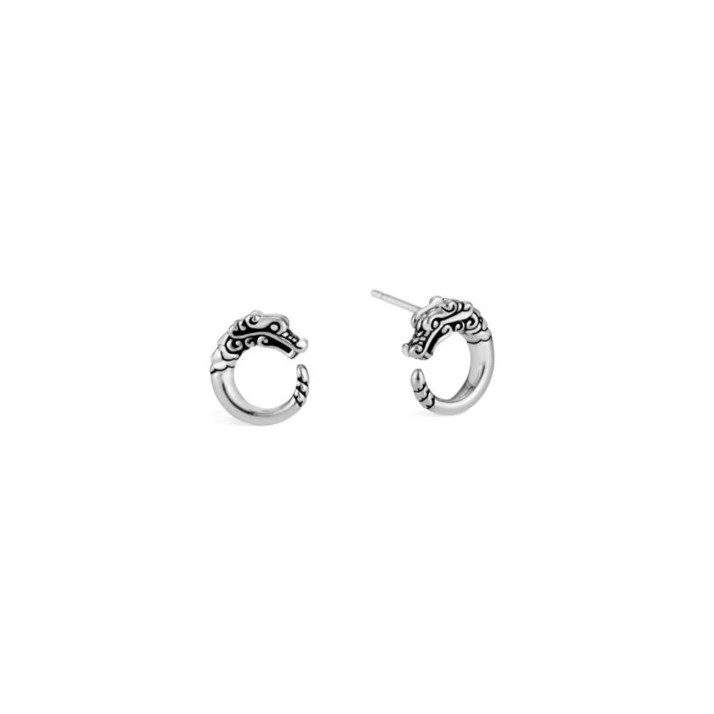 John Hardy Naga Stud Earrings