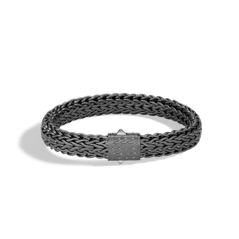 JOHN HARDY Black Rhodium Classic Chain Bracelet