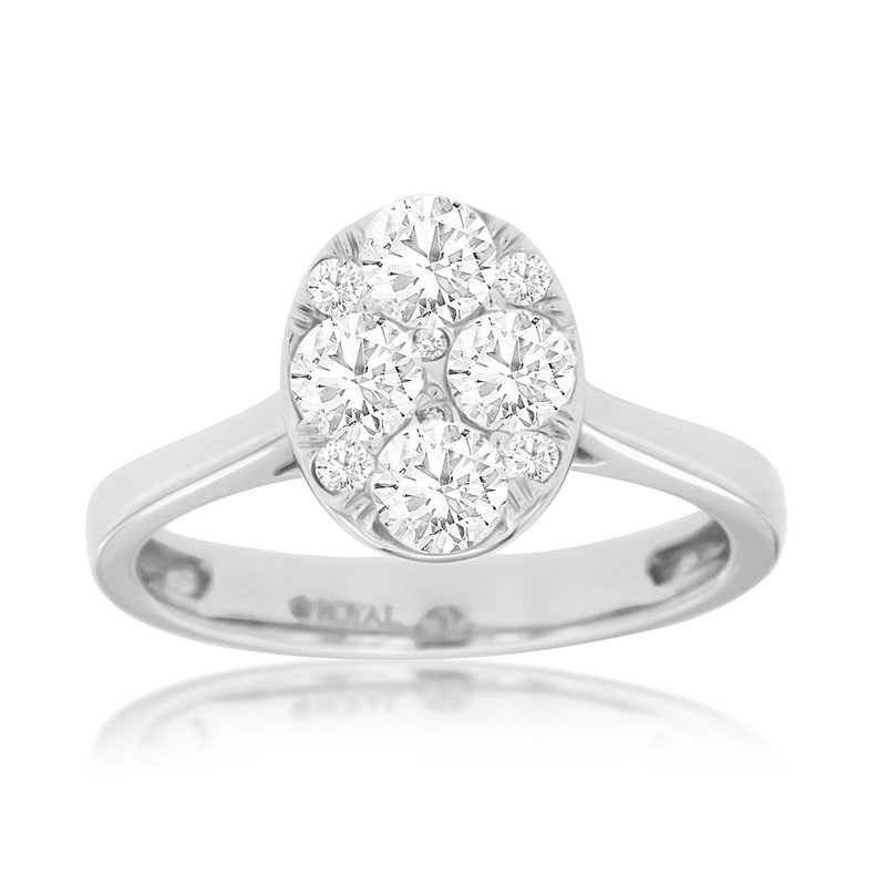 Lauray's Signature Collection Diamond Fashion Ring