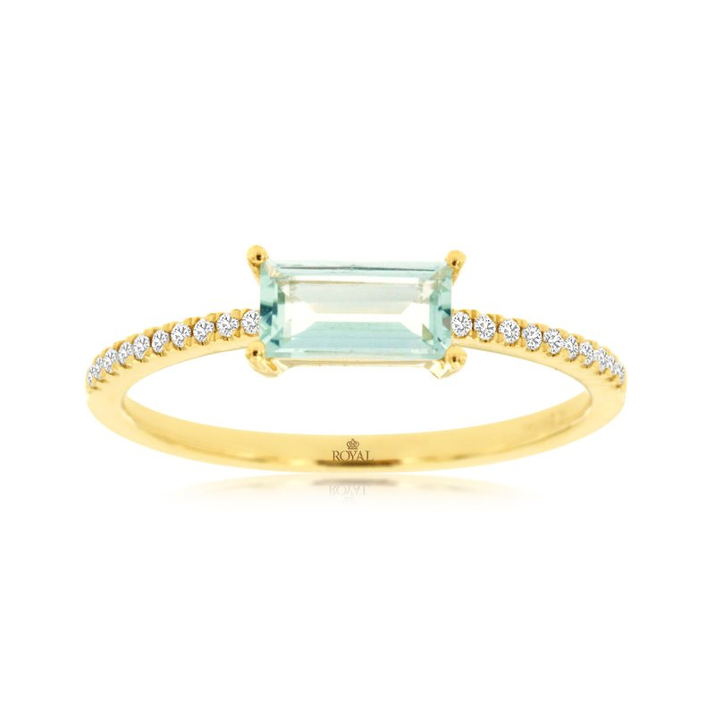 Lauray's Signature Collection Gold Fashion Ladies Ring