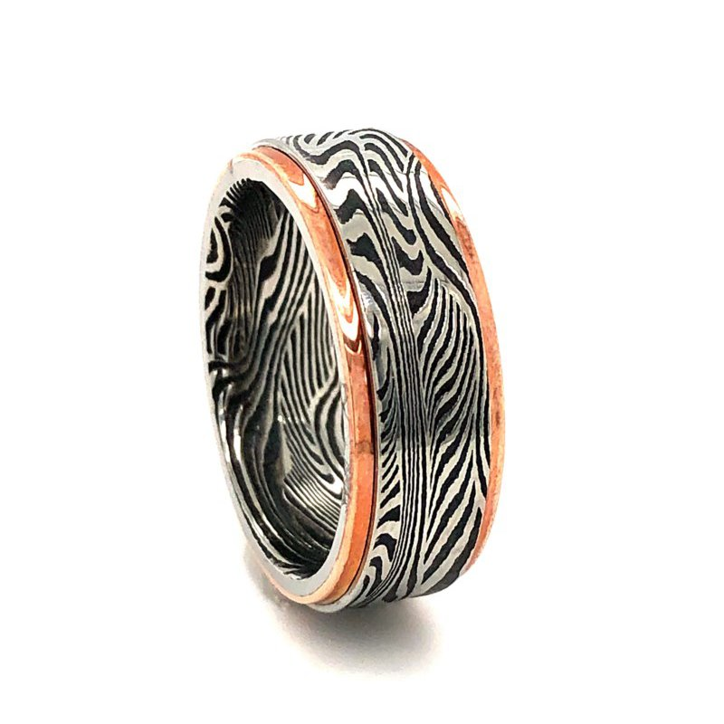 Lauray's Signature Collection Sunset Damascus Band