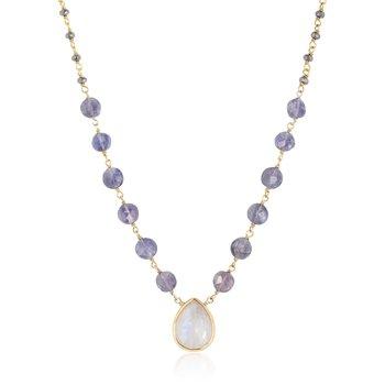 Ara Moonstone Necklace
