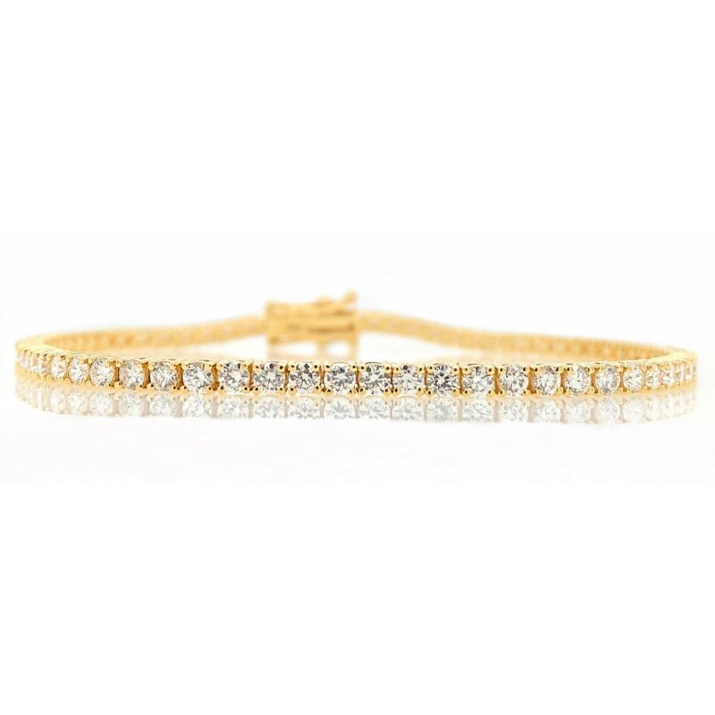Lauray's Signature Collection Diamond Tennis Bracelet
