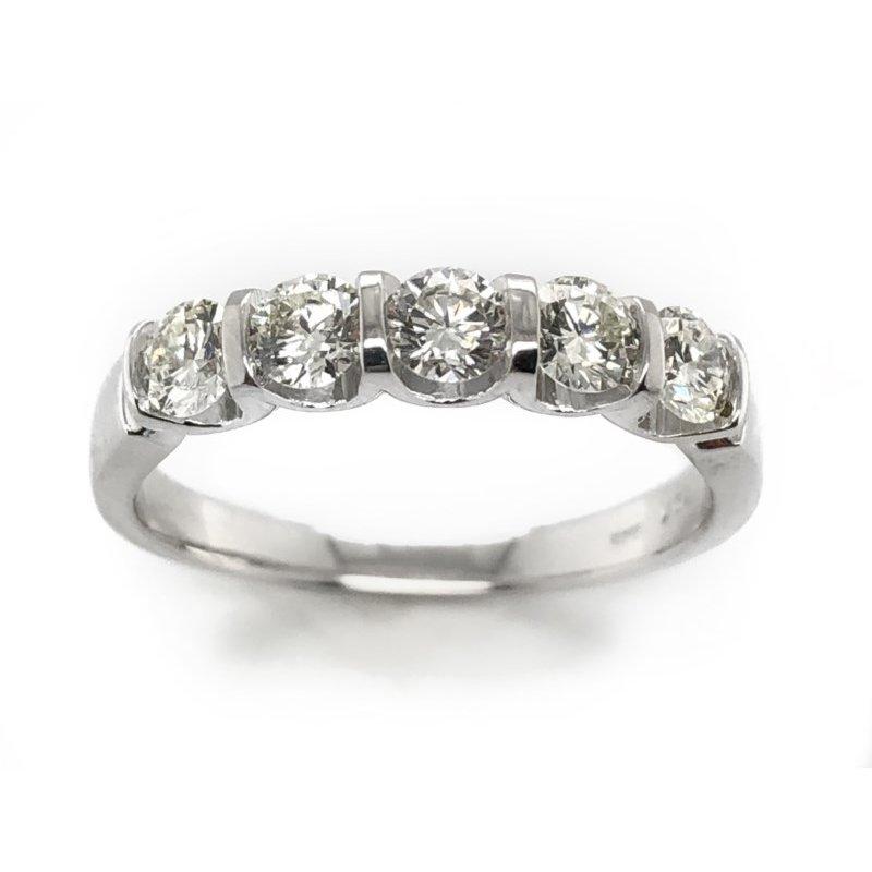 Lauray's Signature Collection Diamond Wedding Band