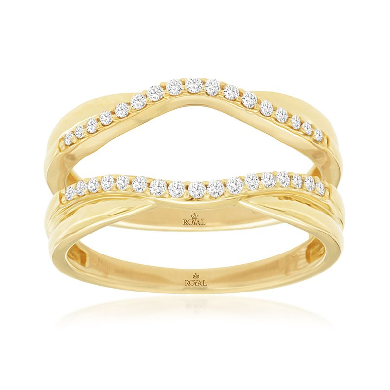 Lauray's Signature Collection Diamond Ring Insert