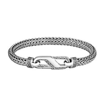 Men's Sterling Silver Classic Chain Bracelet