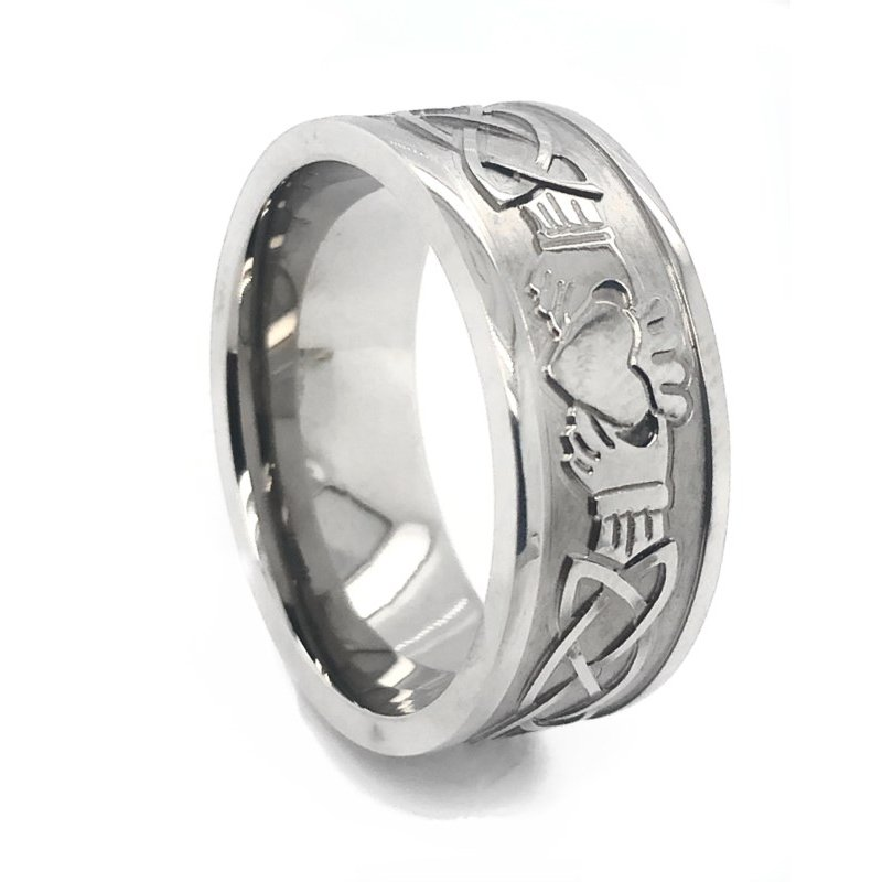 Lauray's Signature Collection Claddagh Celtic Band