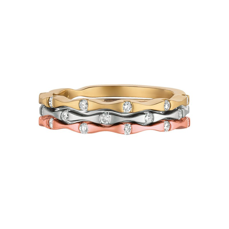 Lauray's Signature Collection Stackable Bands