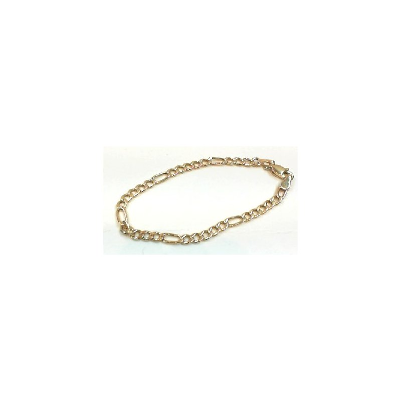 Murphy Pitard Signature Collection Figaro 3 Millimeter Baby Bracelet