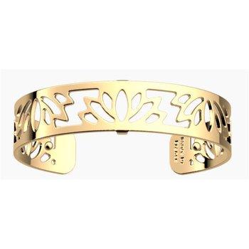 Lotus Cuff Bracelet