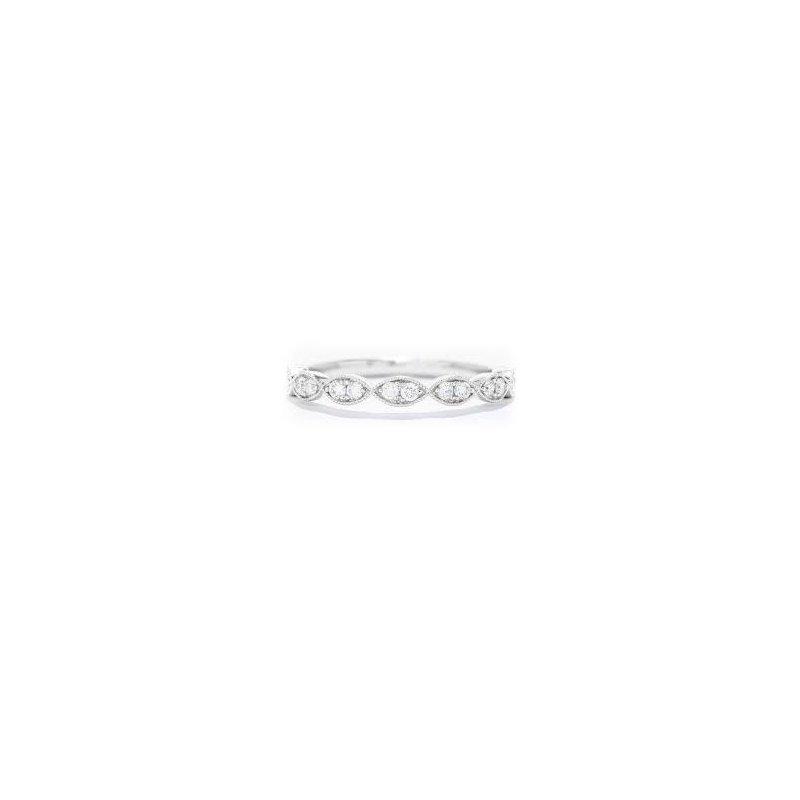 Murphy Pitard Signature Collection Diamond 1/4 Carats Half Anniversary Band