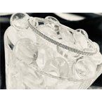 Murphy Pitard Signature Collection Diamond 1 1/4 Carats Bangle Bracelet