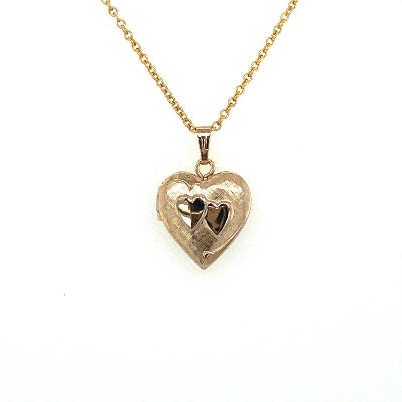Murphy Pitard Signature Collection Heart Locket