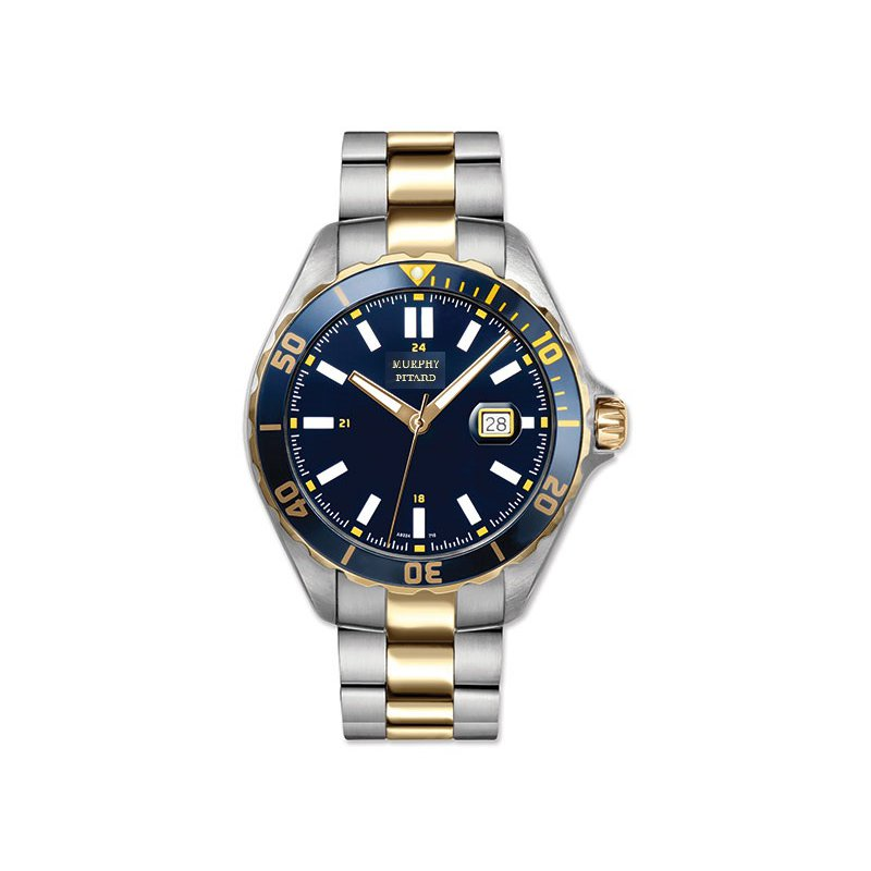Murphy Pitard Signature Collection Murphy Pitard Classic 47 Millimeter Sports Watch