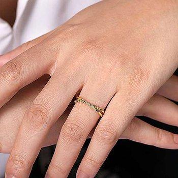 Bujukan Bead Stackable Ring
