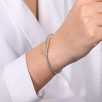Diamond Bujukan Bangle Bracelet