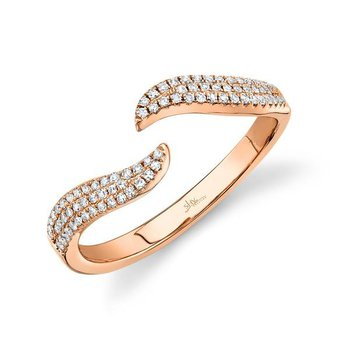 Diamond Fashion Split Band
