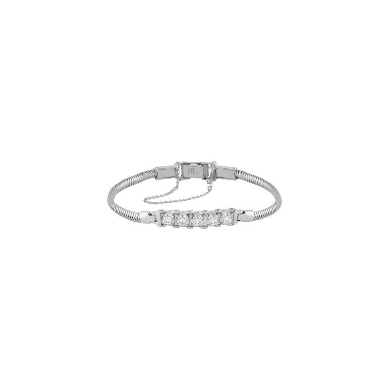 Kaspar and Esh Tennis Bracelet Style .30 Carats Diamond Starter Bracelet
