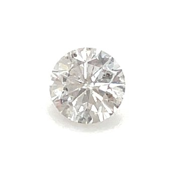 Round Brilliant 3/4 Carats Loose Diamond