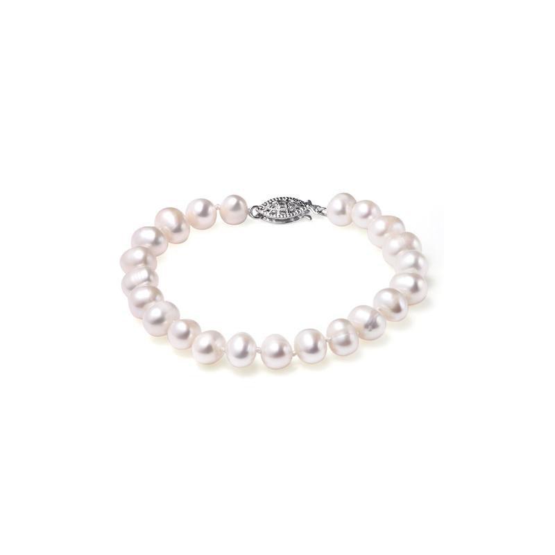 Murphy Pitard Signature Collection Freshwater Pearl Strand Bracelet