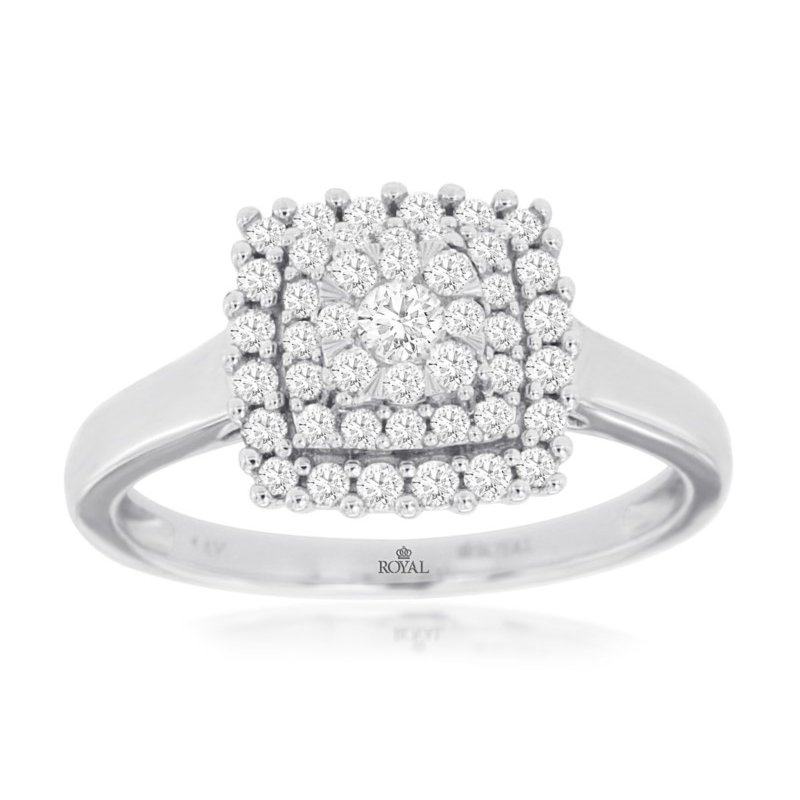 Murphy Pitard Signature Collection Diamond Engagement Ring