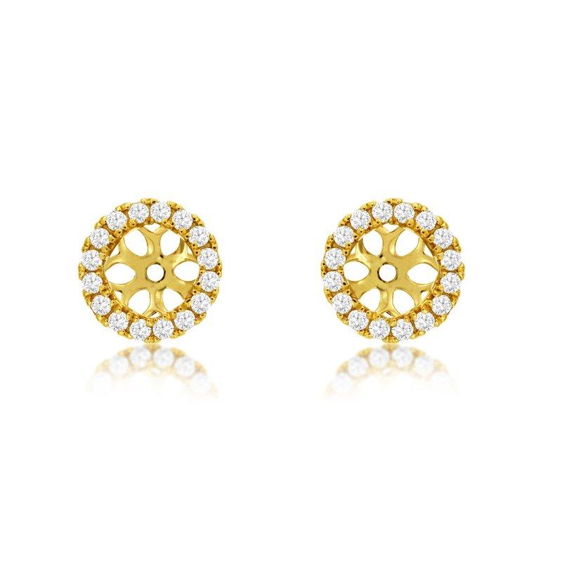 Murphy Pitard Signature Collection Diamond Earring Jackets