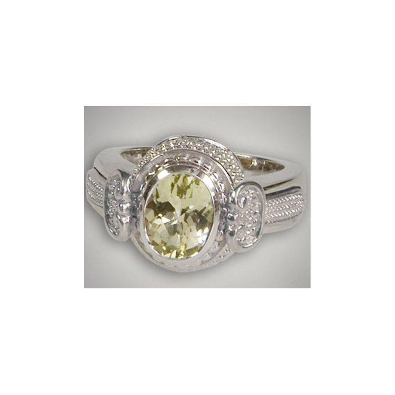 Goldman-Kolber Caerleon Hestia Interchangeable Ring