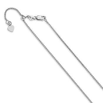 Adjustable 1.2 Millimeter Loose Rope Chain