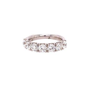 Diamond 2 Carats 7 Stone Band